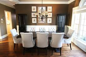 house makeover kevinandamanda new house dining room makeover open floor plan about
