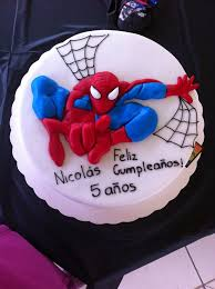 unique spiderman birthday cake ideas registaz com