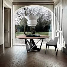 dining rooms with round tables rethinking modern dining room sets design necessities