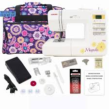 amazon com janome 30 stitch computerized magnolia 7330 sewing