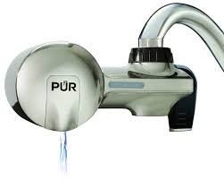 Best Faucet Water Filter Pur Pfm450 Steel Best Faucet Water Filters Best Faucet Water