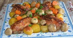 cuisiner cuisse de poulet cuisse de poulet farcie recette par