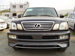 lexus lx 470 car price 2006 lexus lx 470 information and photos zombiedrive