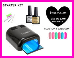 cure nail polish with uv l uv and led curing ls