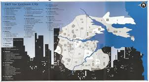 New York Ski Resorts Map by Is Gotham City Really In New Jersey