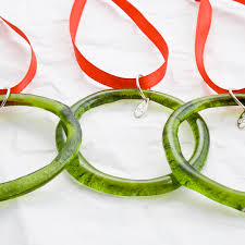 recycled glass ornaments smart glass
