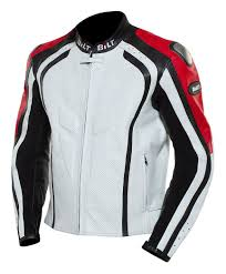 leather motorcycle accessories bilt predator perforated jacket cycle gear