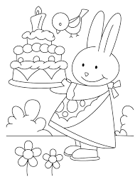 birthday coloring sheets today is my birthday coloring pages download free today is my
