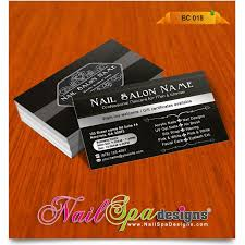 50 best nail spa business card design images on pinterest