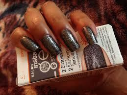 how to sally hansen salon insta gel strips gel nail color strips