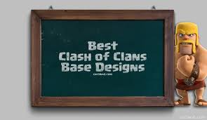 Coc Map Clash Of Clans Layouts For Farming And Clan Wars