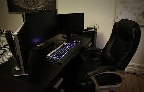 Pc Desk Corner Post Your Computer Gaming Corner