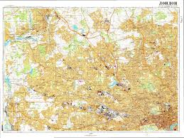 Map Of East Texas Inside The Secret World Of Russia U0027s Cold War Mapmakers Wired