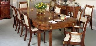 Yew Dining Table And Chairs Reproduction Furniture Traditional Furniture Handcrafted Furniture