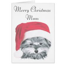 merry christmas mum cards u0026 invitations zazzle uk