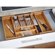 tiroir pour cuisine rangement pour cuisine chez ac deco com rangez les couverts dans