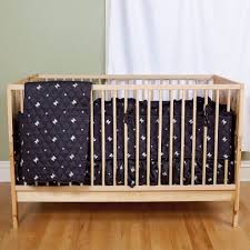 skull star baby bedding sin in linen