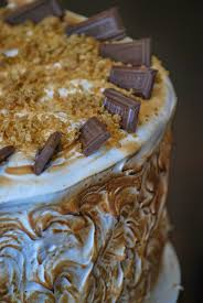 my story in recipes smore cake