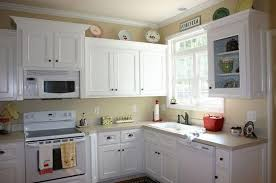 sofa lovely painted white kitchen cabinets exquisite ideas