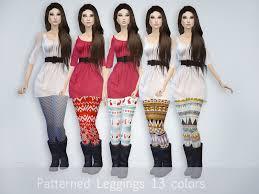 red patterned leggings uktrash s pattern leggings
