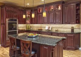 cherry wood kitchen ideas kitchen kitchen ideas cherry cabinets marvelous on with