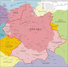 Europe Map During Ww2 by Poland Culture Whiz