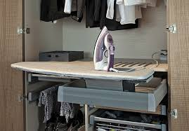 Design Sleuth  Sources For BuiltIn Ironing Boards Remodelista - Ironing table designs