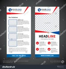 dl flyer design template dl corporate stock vector 665901037