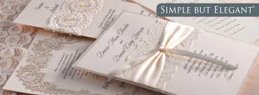 Craft Invitation Card Ideas U0026 Tips Simple But Elegant Ivory Carlson Craft In Ivory For