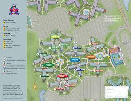 walt disney resort map walt disney maps wdw planning