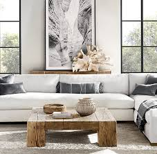 Maxwell Sofa Restoration Hardware Maxwell Upholstered Left Arm Chaise Sectional