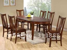 Kitchen Chairs  Clever Rustic Table Room Waplag Solid Wood - Kitchen tables edmonton