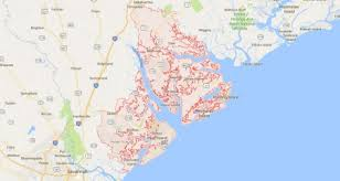 map of beaufort county sc beaufort county sc atlantic contracting services serving
