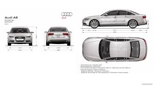 dimension audi a6 2012 audi a6 dimensions hd wallpaper 100