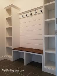 This Old House Entry Bench Best 25 Mudroom Storage Bench Ideas On Pinterest Entry Way