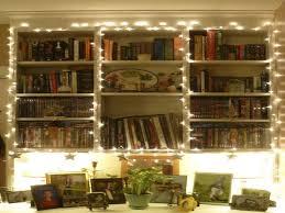 bookshelf decorating ideas lighting 9 unique bookshelf lighting