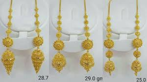 jhumka earrings with chain gold chain jhumka earrings designs with weight
