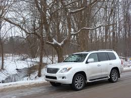 white lexus 2011 review 2011 lexus lx570 the truth about cars