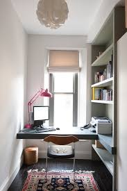 Built In Computer Desks Builtin Desk With Small Office Home Office Contemporary And Metal
