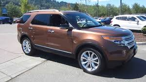 2012 Ford Exploer 2012 Ford Explorer Gold Bronze Metallic Stock 13 2680a Youtube