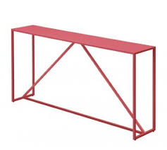 skinny console table ikea small space solution minimalist console tables apartment therapy