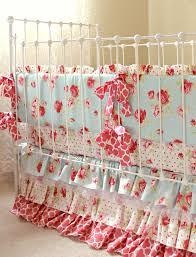 Shabby Chic Baby Bedding For Girls by Chic Nursery Bedding Thenurseries