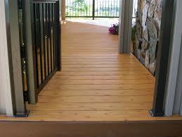 last deck inc aluminum woodgrain colour decking and railing systems