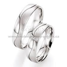 snubni prsteny snubní prsteny stříbrné s diamantem s10010 snubniprsteny goldex cz