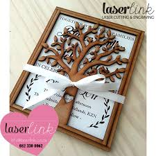 Wedding Invitations Images Wooden Wedding Invitations Laser Link