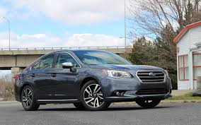 Subaru Legacy Redesign 2017 Subaru Legacy A Middle Finger To Winter Review