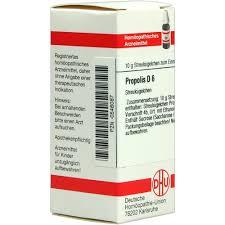 K He Angebote Preise Propolis D6 Globuli Homöopathie Globuli D6 Packungsinhalt 10 G