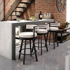 30 Inch Bar Stool Amisco Browser 30 Inch Swivel Metal Barstool Free Shipping Today