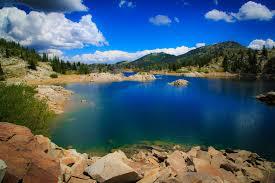 Utah lakes images Free desktop background lake mary brighton lakes jpg