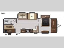 Sprinter 5th Wheel Floor Plans New Or Used Keystone Sprinter Campfire Travel Trailer Rvs For Sale